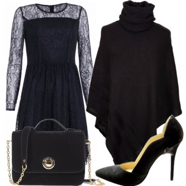 Outfit Donna in pizzo