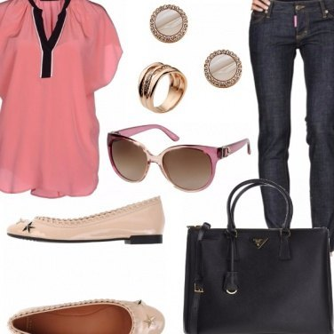 Outfit Rosa forever
