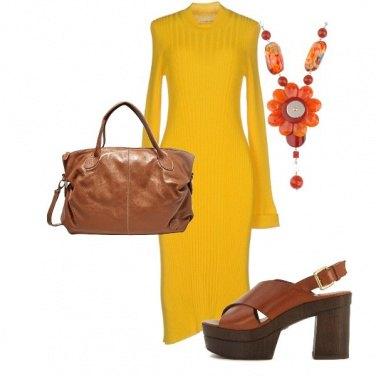 Outfit Il sole al lavoro