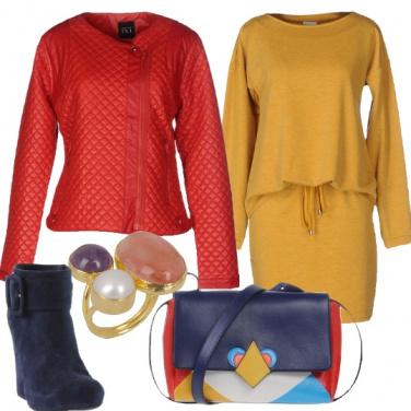 Outfit I colori del buongiorno
