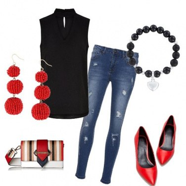 Outfit Rock #2612