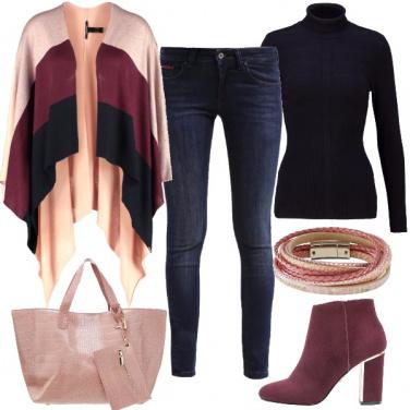 Outfit Fantasia di rosa