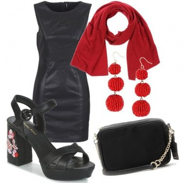Outfit Rock #2592