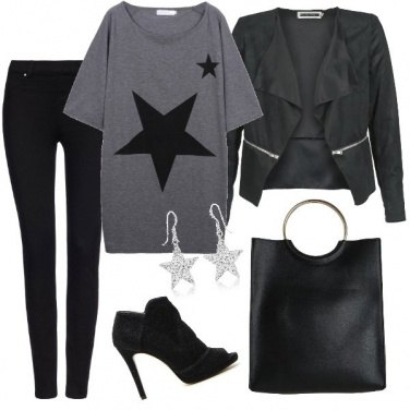 Outfit Be a star