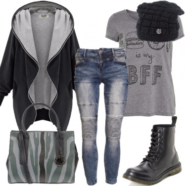 Outfit Metropolitano