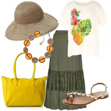 Outfit Tropical fruit