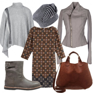 Outfit Caldo abbraccio