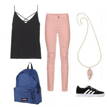 Outfit Primo giorno di scuola