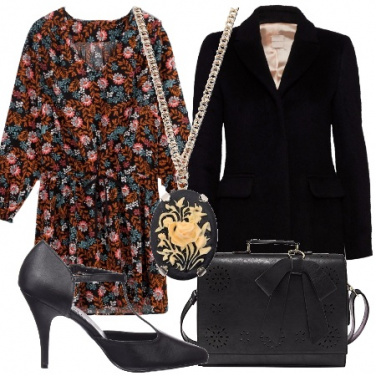 Outfit Autunno romantico