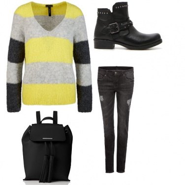 Outfit Rock #2593