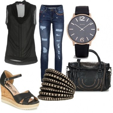 Outfit Rock #2597