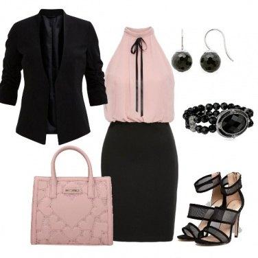 Outfit Sobriamente ricercata