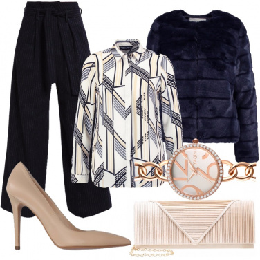 Outfit Terrazza martini