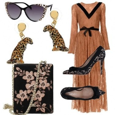 Outfit Total look vintage style
