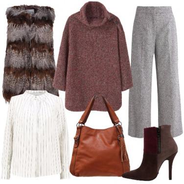 Outfit Stupendo lana