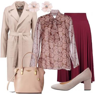 Outfit Esplosione romantica