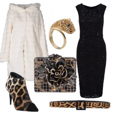 Outfit Leopardp