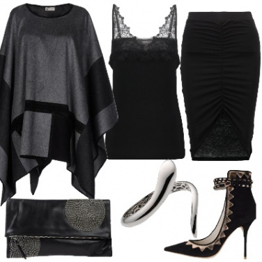 Outfit Sexy noir