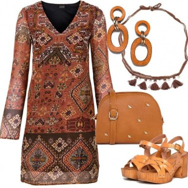 Outfit Disegni tribali
