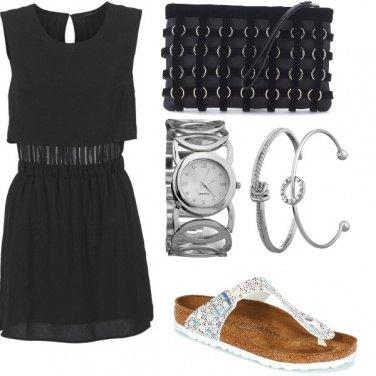 Outfit Infra color....