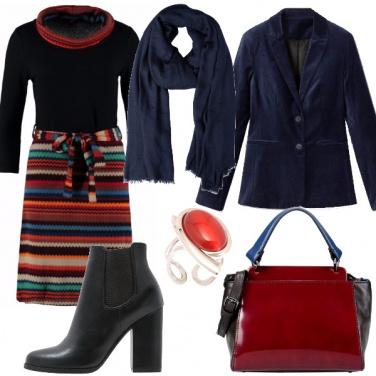 Outfit La bellezza dei colori