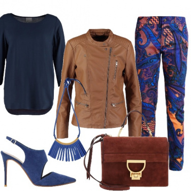 Outfit Aperitivo in centro