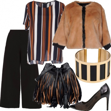 Outfit In verticale