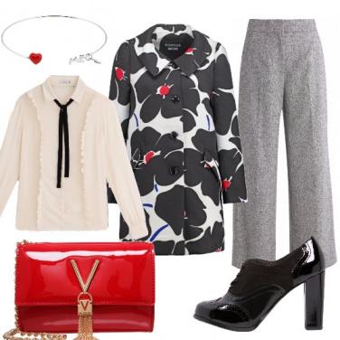 Outfit Passeggiata a parigi