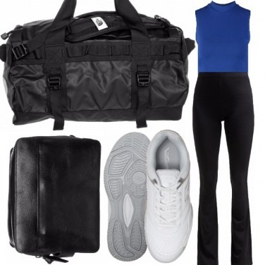 Outfit In treno