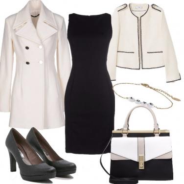 Outfit Il little black dress