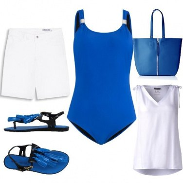 Outfit Mare sole amore