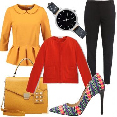 Outfit Calore al freddo