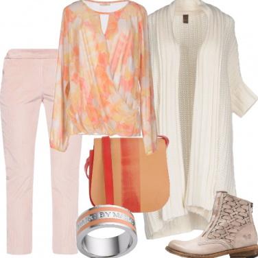 Outfit Stile pastello