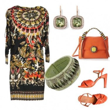 Outfit Etnico #3110