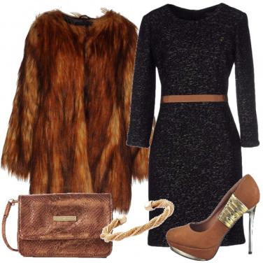 Outfit Vestito elegante