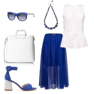 Outfit Passeggiata modesta