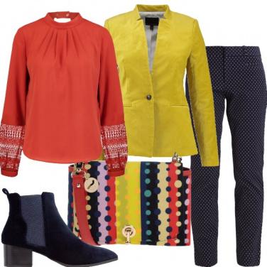 Outfit Per le stradine di soho