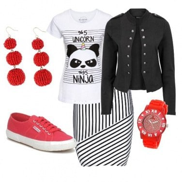 Outfit Kung-fu class