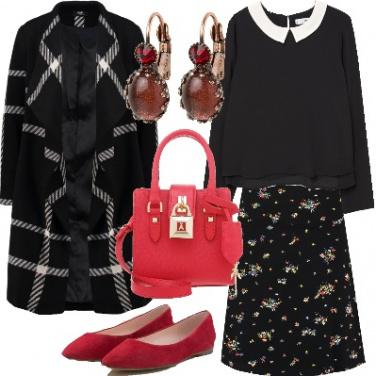 Outfit Check e fiori