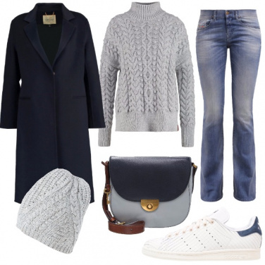 Outfit Autunno in strada