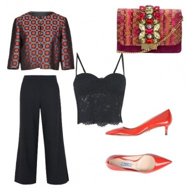 Outfit Etnico #3118
