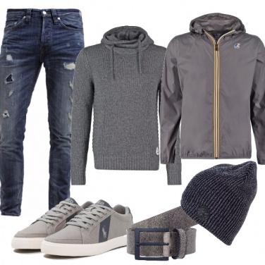 Outfit Questione di grigi