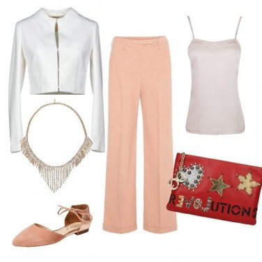 Outfit Cerimonia Casual Chic