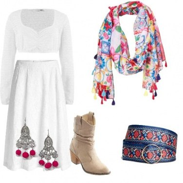 Outfit Etnico #3123