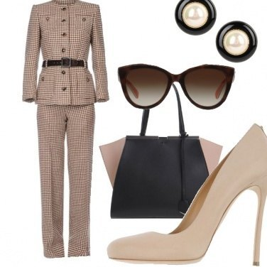 Outfit Miss Holmes