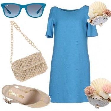 Outfit Signora del mare
