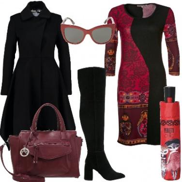 Outfit Pomeriggio, in centro