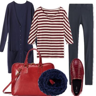 Outfit Quando lavoro da casa