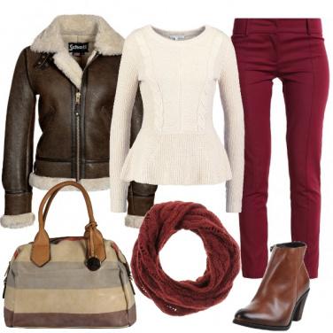 Outfit Schott, il grande ritorno