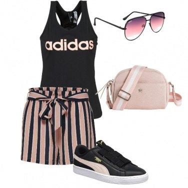 Outfit Comoda passeggiata